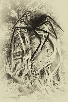 Digital Art - Horror Movies Of The 1920s by John Haldane