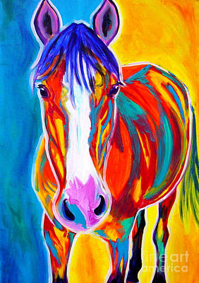 Painting - Horse - Pistol by Alicia VanNoy Call