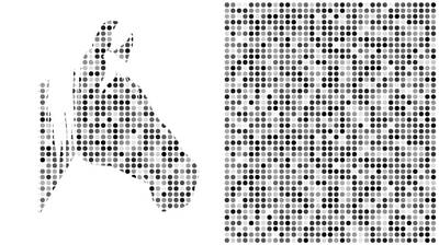 Digital Art - Horse 1 Black And White by Brian Kirchner