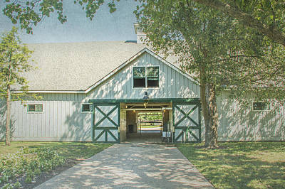 Photograph - Horse Barn by Pamela Williams