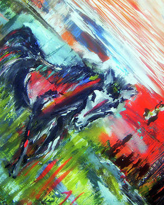 Painting - Horse by Colleen Ranney