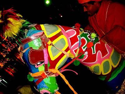 Photograph - Horse by Fareeha Khawaja