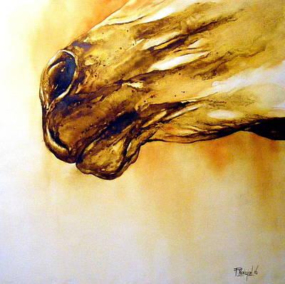 Horse Fragment I Original
