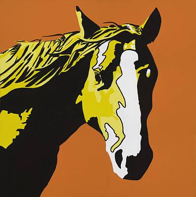 Horse Play Yellow Original