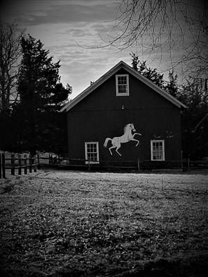 Photograph - Horse Ranch by Rob Hans