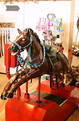 Photograph - Horse Ride by Paulette Maffucci
