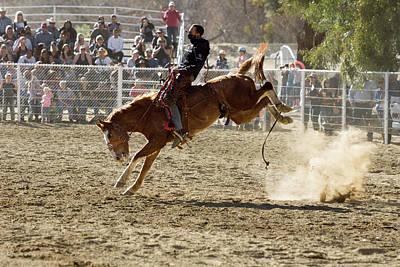 Photograph - Horse Riding 6 by John Swartz
