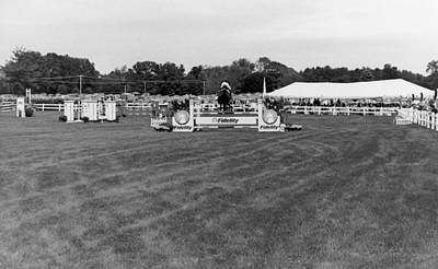 Photograph - Horse Show  by Joseph Caban