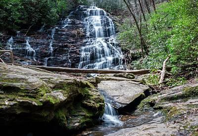 Photograph - Horse Trough Falls by Chris Berrier