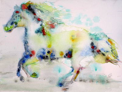 Painting - Horse Truth by Fabrizio Cassetta