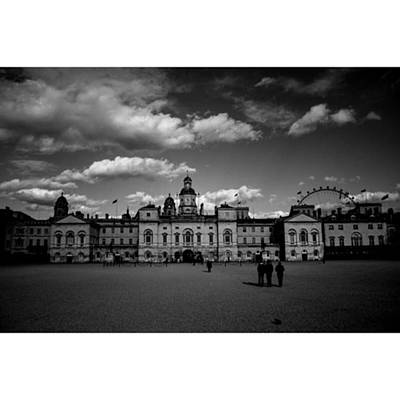 #horseguards #london #thisislondon #uk Art Print