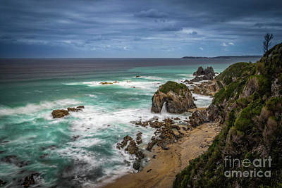 Photograph - Horsehead Rock 1 by Paul Woodford