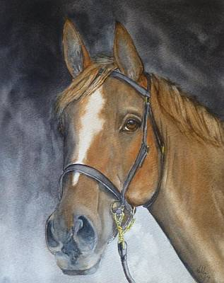 Painting - Horses Beauty by Kelly Mills