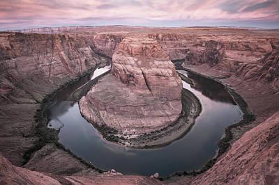 Photograph - Horseshoe Bend - Arizona - Natural by Gregory Ballos