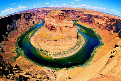 Photograph - Horseshoe Bend by Frank Houck