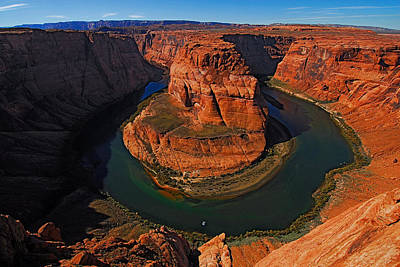 Photograph - Horseshoe Bend by Harry Spitz