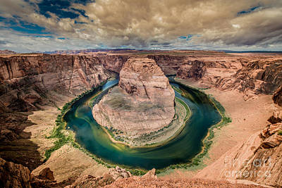 Photograph - Horseshoe Bend by Jim DeLillo