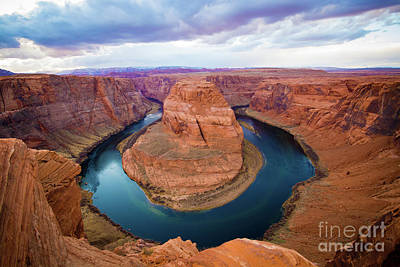 Photograph - Horseshoe Bend by Kate Avery