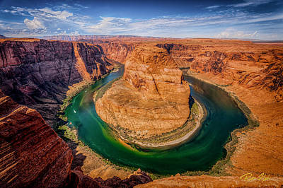 Photograph - Horseshoe Bend by Rikk Flohr