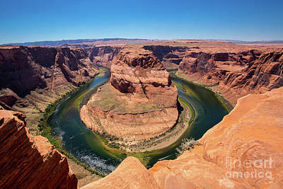 Photograph - Horseshoe Bend by Sanjeev Singhal