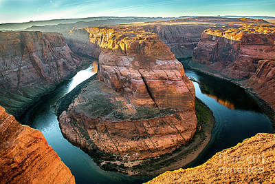 Photograph - Horseshoe Bend by Susan Warren