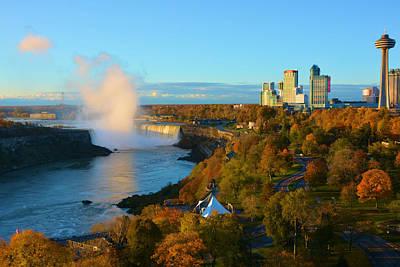 Horseshoe Falls Niagara Canada Art Print