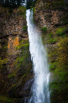 Photograph - Horsetail Falls by Harry Spitz