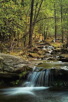 Photograph - Horton Creek Falls  by Saija Lehtonen