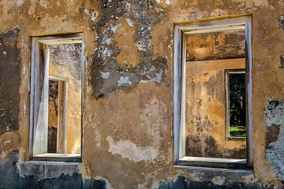 Photograph - Horton House Ruins by Jim Dollar