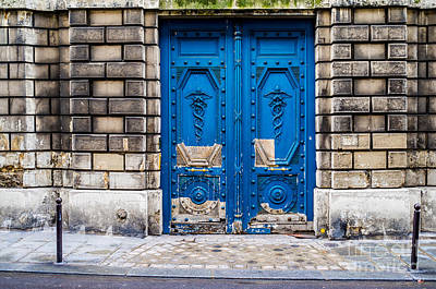 Photograph - Hospital Door by M G Whittingham