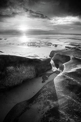 Photograph - Hospital Point - Low Tide At Sunset by Alexander Kunz