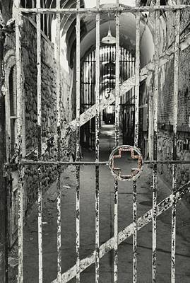 Photograph - Prison Hospital Wing  by JAMART Photography
