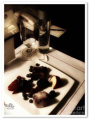 Photograph - Hospitality by Beauty For God