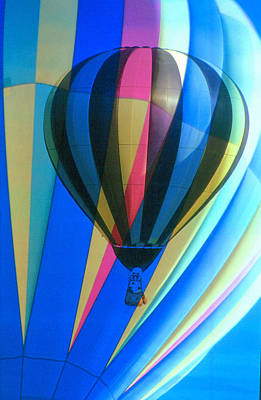 Photograph - hot Air ballons by Gary Brandes