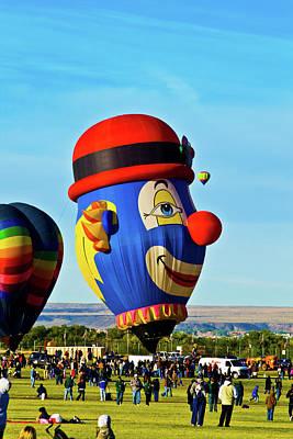 Photograph - Hot Air Balloon by Bill Barber
