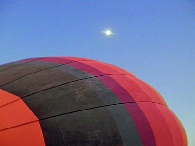 Photograph - Hot Air Balloon by Pema Hou