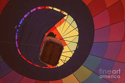 Photograph - Hot Air Balloons by Anjanette Douglas