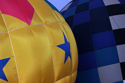 Photograph - Hot Air Balloons by Beth Vincent