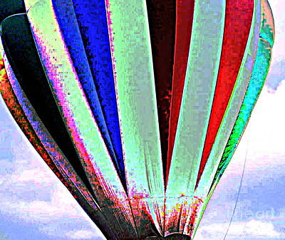 Photograph - Hot Air by Colleen Kammerer