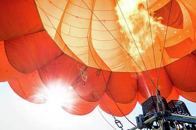 Photograph - Hot Air by Dallas Golden
