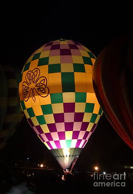 Photograph - Hot Air Shamrock by Justin Moore