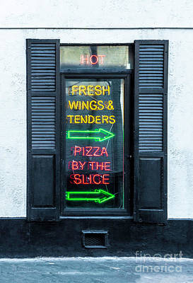 Photograph - Hot And Fresh This Way by Frances Ann Hattier