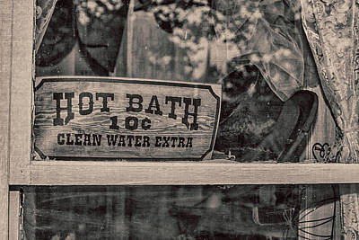 Photograph - Hot Bath by Pamela Williams
