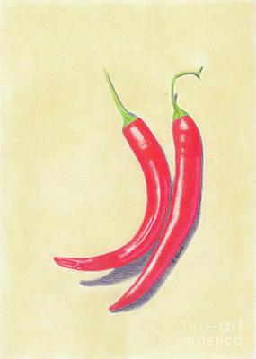 Hot Chili Original by Carol Bond