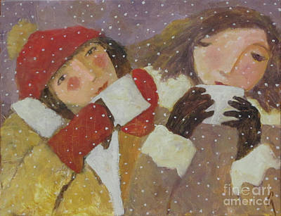 Painting - Hot Chocolate by Glenn Quist