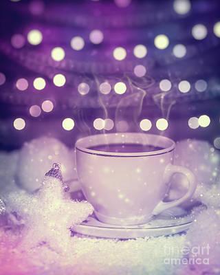 Photograph - Hot Christmas Tea by Anna Om