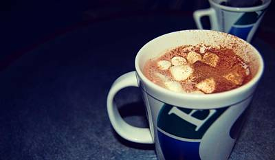 Photograph - Hot Cocoa by JAMART Photography