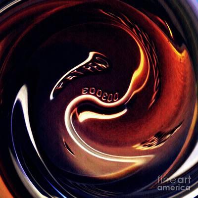 Digital Art - Hot Coffee by Sarah Loft