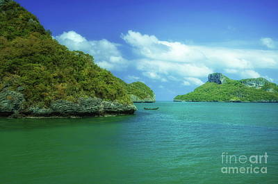 Photograph - Hot Day On The Sea by Michelle Meenawong