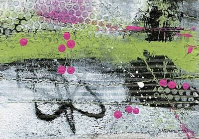 Painting - Hot Glue by Sue Furrow
